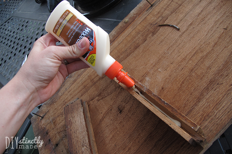 Tung Oil Rustic Pie Safe | DIYstinctlyMade.com