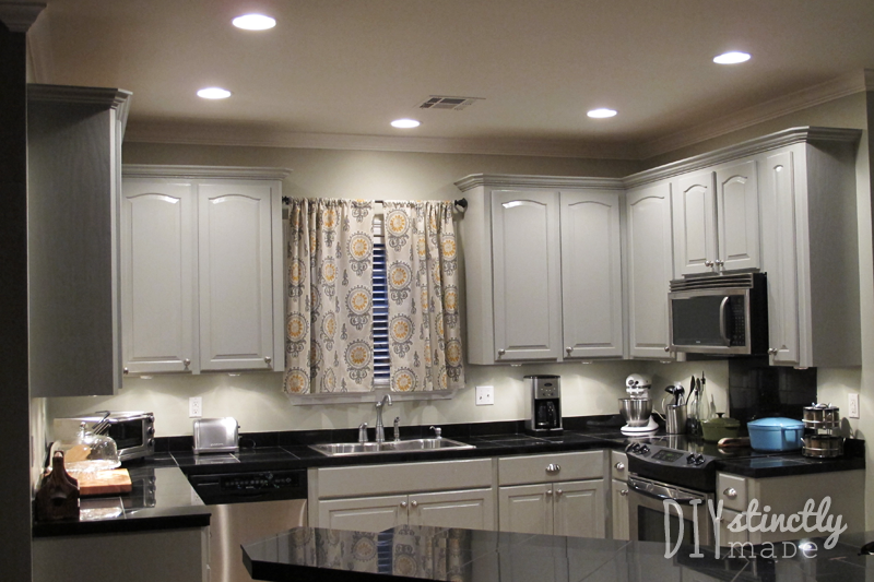 Recessed & Under-Cabinet Lighting | DIYstinctlyMade.com
