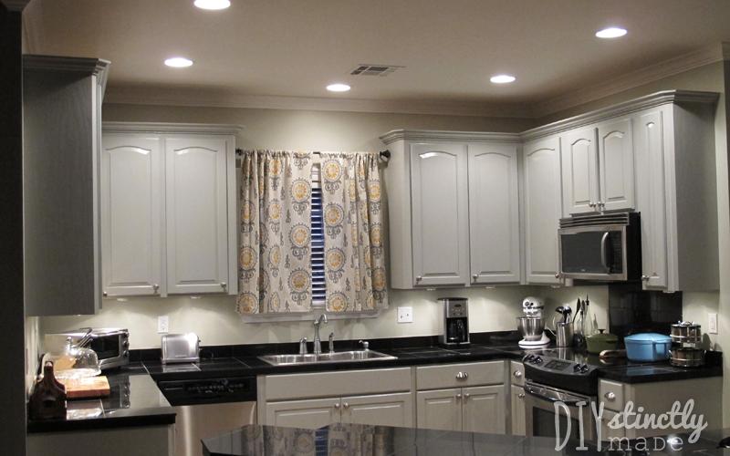Recessed & Under-Cabinet Lighting | DIYstinctlyMade.com