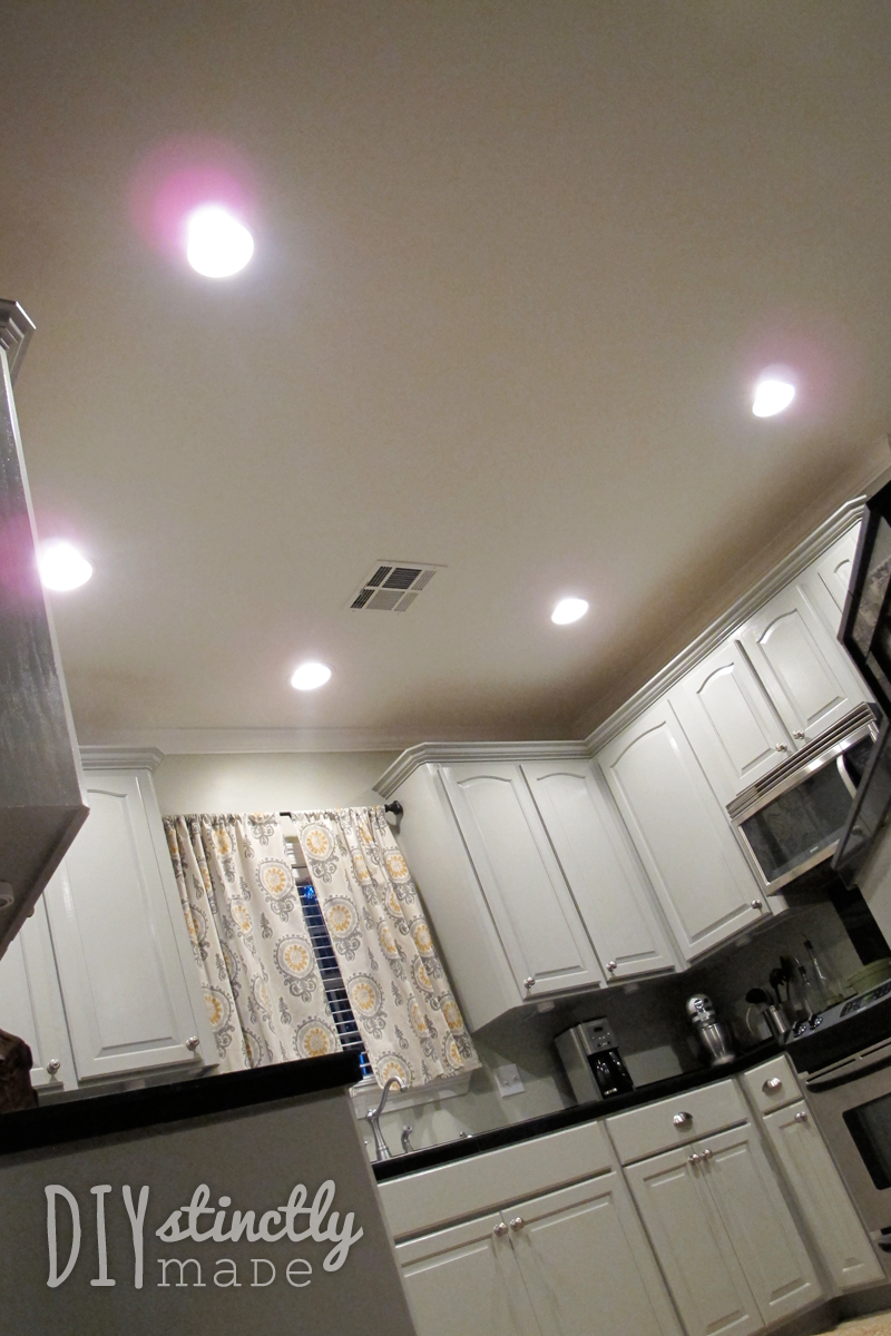 Recessed under cabinet lighting diystinctly made recessed under cabinet lighting diystinctlymade aloadofball Images