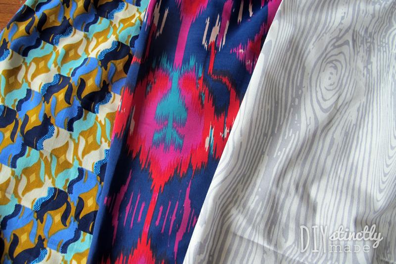 DIY Maxi Skirt |DIYstinctlyMade.com