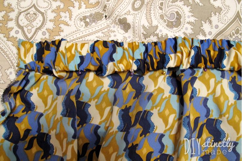 DIY Maxi Skirts | DIYstinctlyMade.com