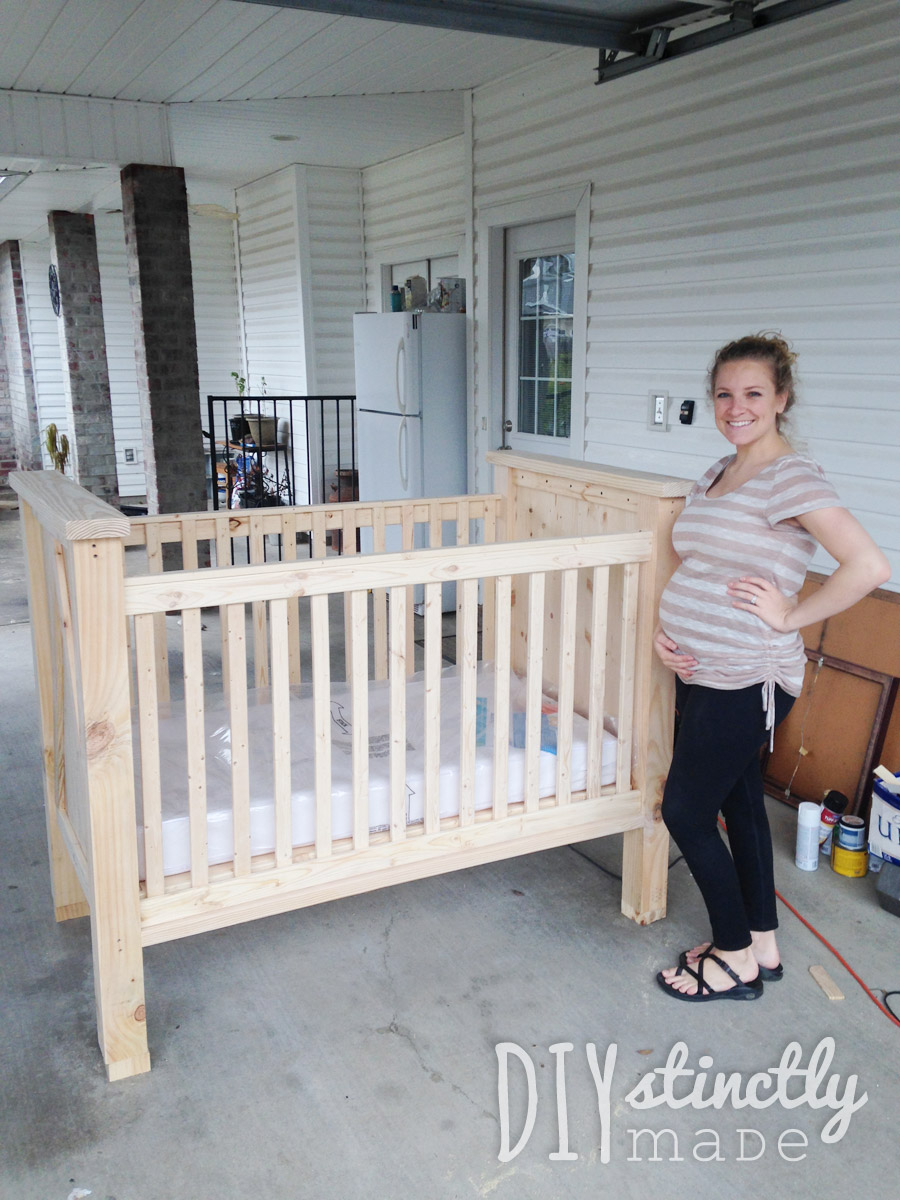 Diy Crib Diystinctly Made