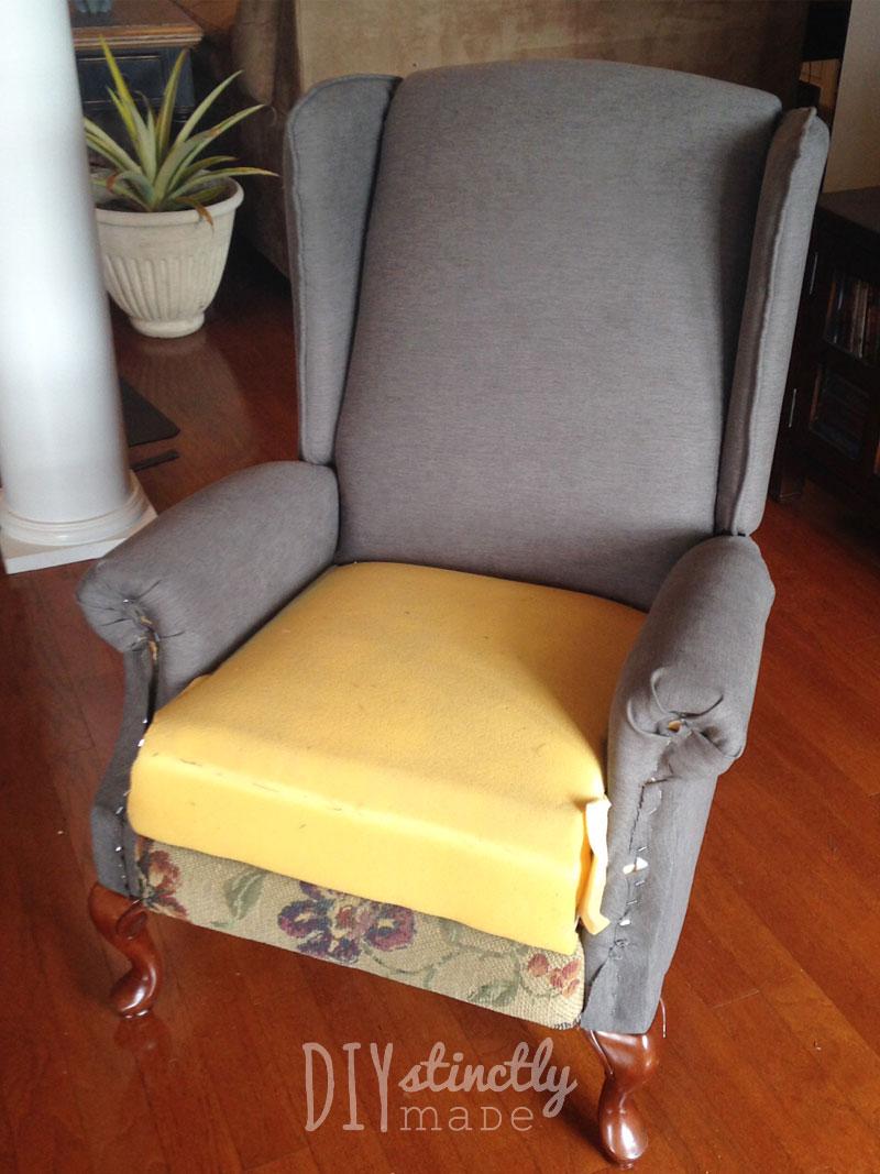 Diy Pottery Barn Rocking Chair Diystinctly Made